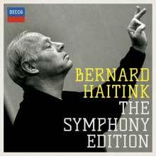 Bernard Haitink - The Symphony Edition, 36 CDs