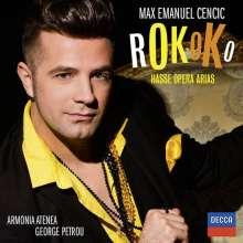 Max Emanuel Cencic - Rokoko (Hasse Opera Arias), CD