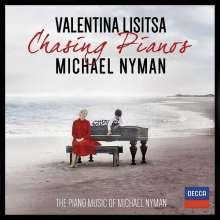 "Michael Nyman (geb. 1944): Klavierwerke ""Chasing Pianos"", CD"
