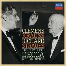 Clemens Krauss dirigiert Richard Strauss, 5 CDs