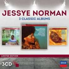 Jessye Norman - 3 Classic Albums, 3 CDs