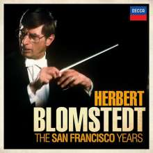 Herbert Blomstedt - The San Francisco Years, 15 CDs