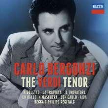 Carlo Bergonzi - The Verdi Tenor, 17 CDs
