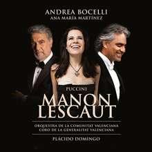 Giacomo Puccini (1858-1924): Manon Lescaut, 2 CDs