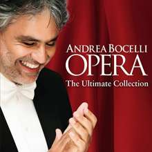 Andrea Bocelli - Opera, the ultimate Collection, CD