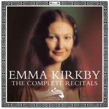 Emma Kirkby - The Complete Recitals (L'Oiseau-Lyre), 12 CDs