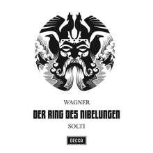 Richard Wagner (1813-1883): Der Ring des Nibelungen (mit CD-ROM), 16 CDs