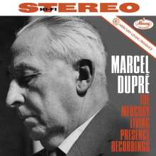 Marcel Dupre - Complete Mercury Living Presence Recordings, 10 CDs