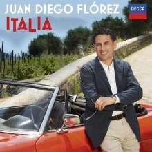 Juan Diego Florez - Italia, CD