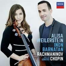 Alisa Weilerstein - Cellosonaten, CD