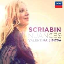 Alexander Scriabin (1872-1915): Klavierwerke - Nuance, CD