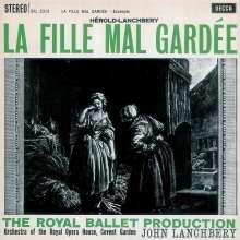 Louis Joseph Ferdinand Herold (1791-1833): La Fille mal gardee-Ballettmusik (180g), LP