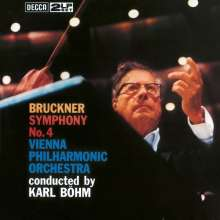 Anton Bruckner (1824-1896): Symphonie Nr.4 (180g), 2 LPs