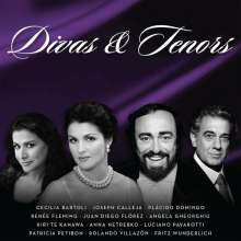 Divas & Tenors - Die schönsten Stimmen, 2 CDs