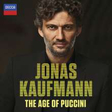 Jonas Kaufmann – The Age of Puccini, CD