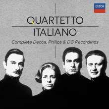Quartetto Italiano - Complete Decca, Philips & DG Recordings, 37 CDs