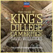 King's College Choir Cambridge - The Complete Argo Recordings, 29 CDs
