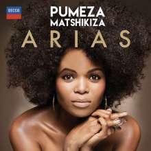 Pumeza Matshikiza - Arias, CD