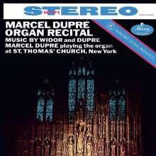 Marcel Dupre - Organ Recital, CD
