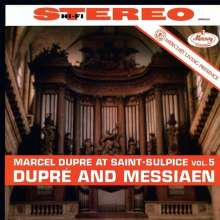 Marcel Dupre at Saint Sulpice Vol.5, CD