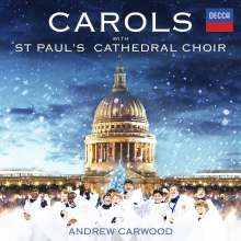 Carols from St.Paul's Cathedral Choir, CD