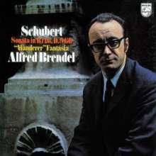 Franz Schubert (1797-1828): Wandererfantasie D.760 (180g), LP