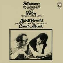 Robert Schumann (1810-1856): Klavierkonzert op.54 (180g), LP