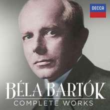 Bela Bartok (1881-1945): Bela Bartok - Sämtliche Werke, 32 CDs