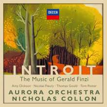 Gerald Finzi (1901-1956): Introit - The Music of Gerald Finzi, CD