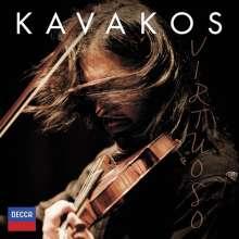 Leonidas Kavakos - Virtuoso, CD