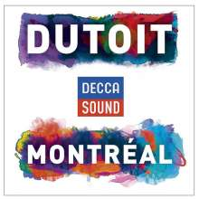 Charles Dutoit / Montreal - Decca Sound, 35 CDs