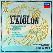 Arthur Honegger (1892-1955): L'Aiglon, 2 CDs