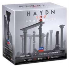 Joseph Haydn: Symphonien Nr.1-104