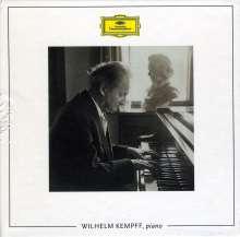 Wilhelm Kempff - Solo Piano Recordings on DGG & Decca, 35 CDs