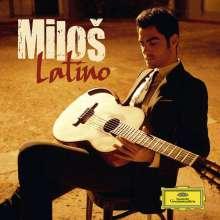 Milos Karadaglic - Latino, CD