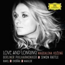 Magdalena Kozena - Love and Longing, CD