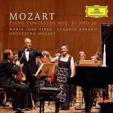 Wolfgang Amadeus Mozart (1756-1791): Klavierkonzerte Nr.20 & 27, CD
