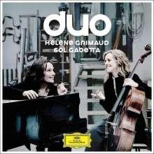 Sol Gabetta & Helene Grimaud - Duo, CD