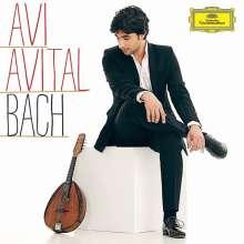 Johann Sebastian Bach (1685-1750): Konzerte für Mandoline & Streicher BWV 1041,1052,1056, CD