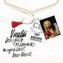 "Antonio Vivaldi (1678-1741): Concerti op.3 Nr.1-12 ""L'estro armonico"", 7 CDs"