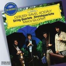 Melos-Quartett, CD