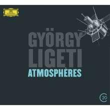 György Ligeti (1923-2006): Atmospheres für Orchester, CD