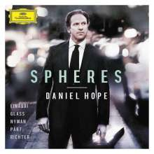Daniel Hope - Spheres, CD