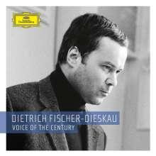 """Dietrich Fischer-Dieskau Edition - """"Die Jahrhundertstimme"""", 23 CDs"""