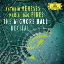 Antonio Meneses & Maria Joao Pires - The Wigmore Hall Recital, CD