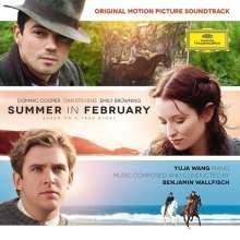 Benjamin Wallfisch (geb. 1979): Filmmusik: Summer In February (O.S.T.), CD
