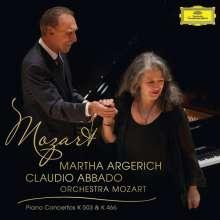 Wolfgang Amadeus Mozart (1756-1791): Klavierkonzerte Nr.20 & 25, CD