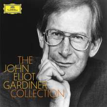 The John Eliot Gardiner Collection, 30 CDs