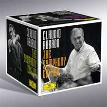 Claudio Abbado - The Symphony Edition, 41 CDs