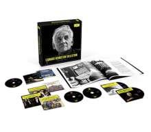 The Leonard Bernstein Collection Vol.1, 58 CDs und 1 DVD